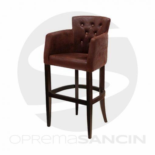 Aria Deluxe barska fotelja