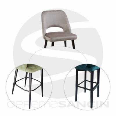 Allegra 2 barska stolica