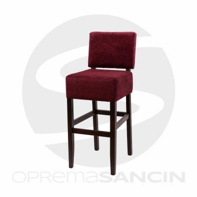 Cubo barska stolica