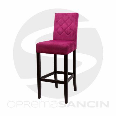 Luna XL barska stolica