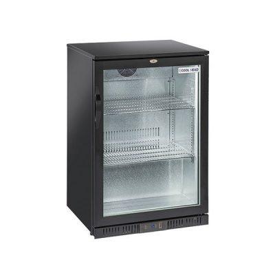 Hladnjak Back bar BBC138H krilna vrata (V. 90 cm)