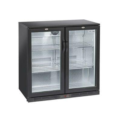 Hladnjak Back bar BBC208H krilna vrata (V. 90 cm)
