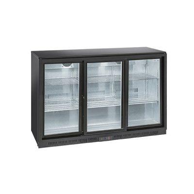 Hladnjak Back bar BBC330S klizna vrata (V. 90 cm)