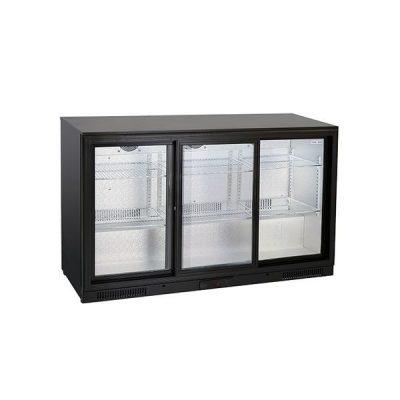 Hladnjak Back bar BBC386S klizna vrata (V. 86 cm)
