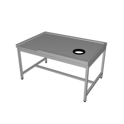 Dvostrani sortirni stol – desni