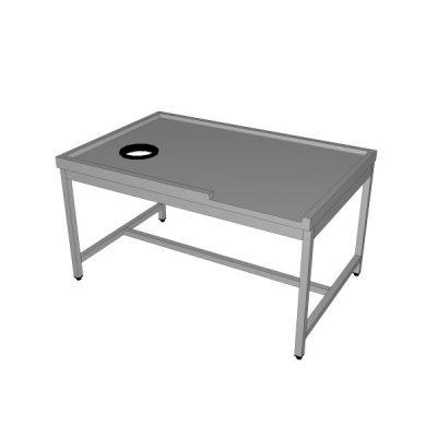 Dvostrani sortirni stol – lijevi